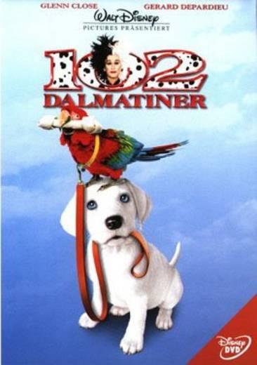 DVD 102 Dalmatiner FSK: 6