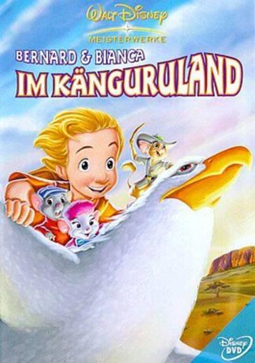 DVD Bernard & Bianca im Känguruland FSK: 0