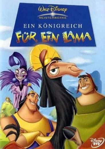 DVD Ein Königreich für ein Lama FSK: 0