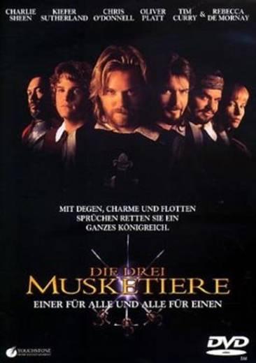 DVD Die drei Musketiere FSK: 16