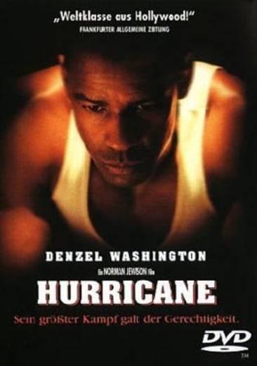 DVD Hurricane Sein größter Kampf galt der Gerechtigkeit FSK: 12