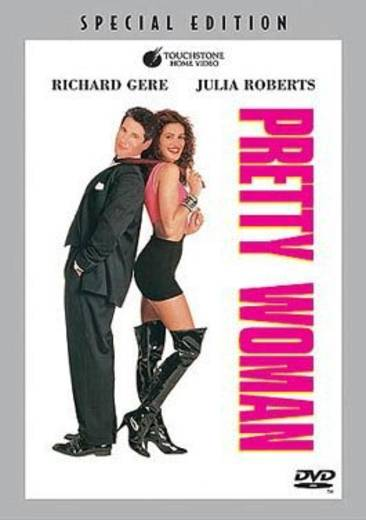 DVD Pretty Woman FSK: 12