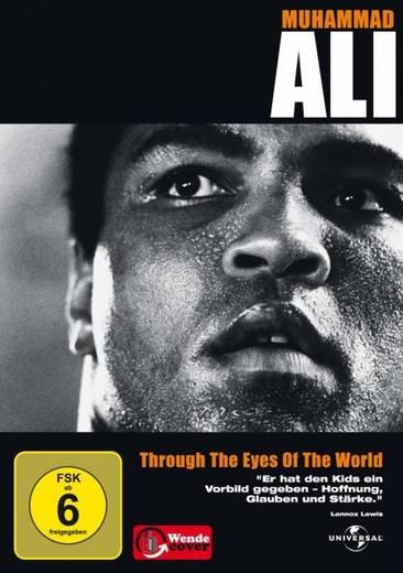 DVD Muhammad Ali Through the Eyes of the World FSK: 6