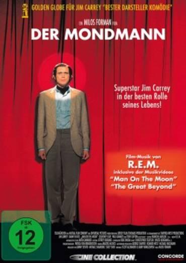 DVD Der Mondmann FSK: 12