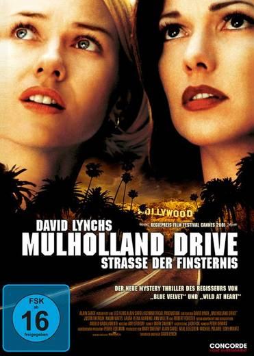DVD Mulholland Drive Strasse der Finsternis FSK: 16