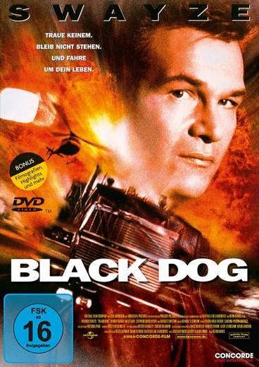 DVD Black Dog FSK: 16