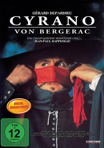 DVD Cyrano von Bergerac FSK: 12
