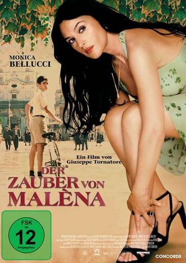 DVD Der Zauber von Malèna FSK: 12