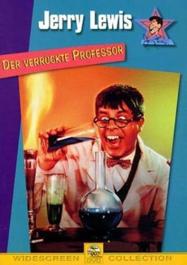 DVD Der verrückte Professor FSK: 12