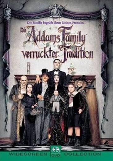 DVD Die Addams Family in verrückter Tradition FSK: 12
