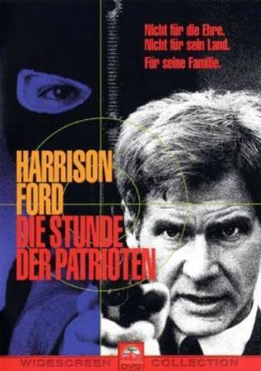 DVD Die Stunde der Patrioten FSK: 16