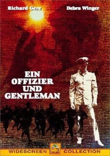 DVD Ein Offizier und Gentleman FSK: 16