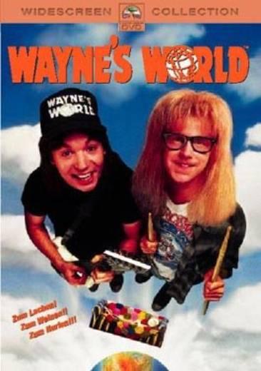 DVD Waynes World FSK: 12
