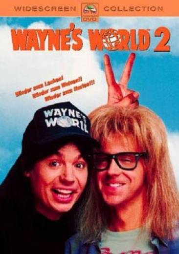 DVD Waynes World 2 FSK: 6