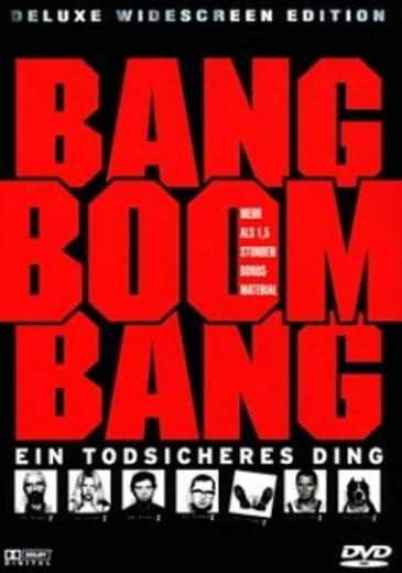 DVD Bang Boom Bang Ein todsicheres Ding FSK: 16
