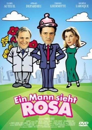 DVD Ein Mann sieht rosa FSK: 12