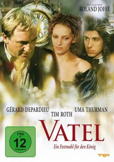 DVD Vatel Ein Festmahl für den König FSK: 12