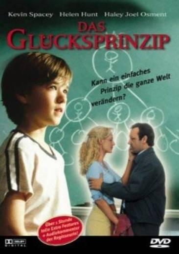 DVD Das Glücksprinzip FSK: 12