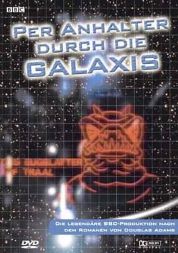 DVD Per Anhalter durch die Galaxis FSK: 12
