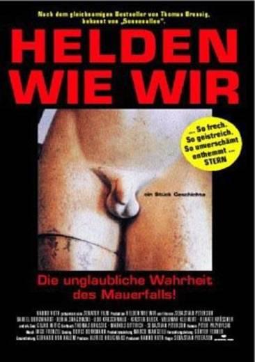 DVD Helden wie wir Die unglaubliche Wahrheit des Mauerfalls! FSK: 6