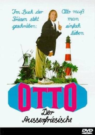 DVD Otto Der Ausserfriesische FSK: 6