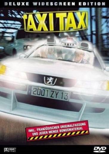 DVD Taxi 2 Taxi Taxi FSK: 12