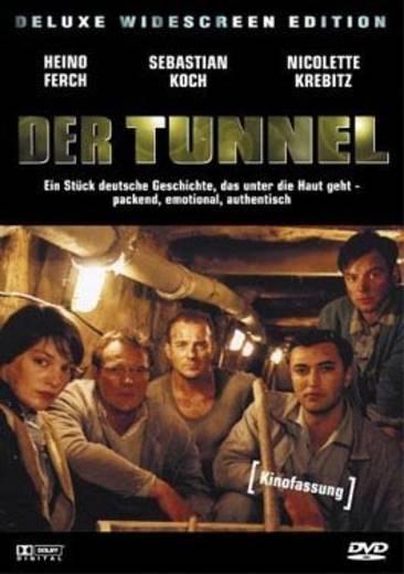 DVD Der Tunnel FSK: 16