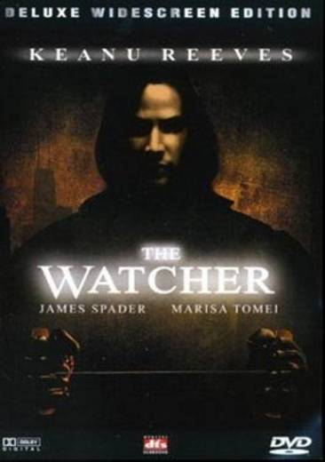 DVD The Watcher FSK: 16