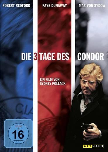 DVD Die 3 Tage des Condor FSK: 16