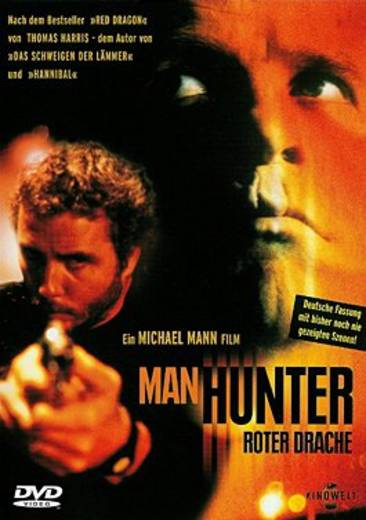 DVD Manhunter Roter Drache FSK: 16