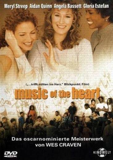 DVD Music of the Heart FSK: 6