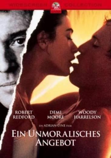 DVD Ein unmoralisches Angebot FSK: 12