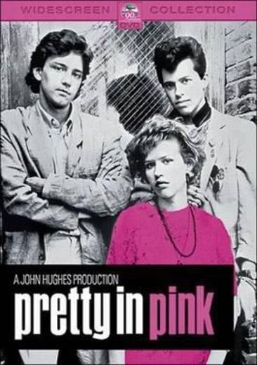 DVD Pretty in Pink FSK: 12