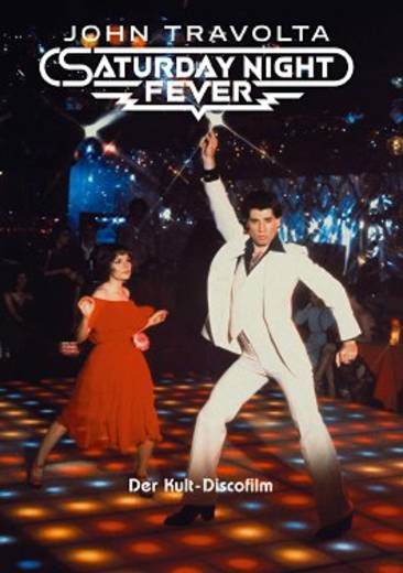 DVD Saturday Night Fever FSK: 12