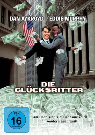 DVD Die Glücksritter FSK: 16