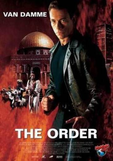 DVD The Order FSK: 16