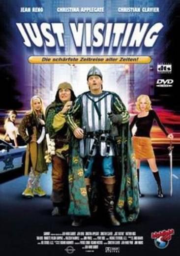DVD Just Visiting Die schärfste Zeitreise aller Zeiten! FSK: 6