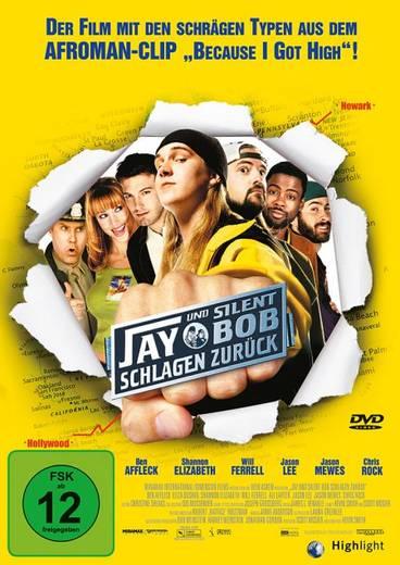 DVD Jay und Silent Bob schlagen zurück FSK: 12
