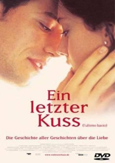 DVD Ein letzter Kuss FSK: 12