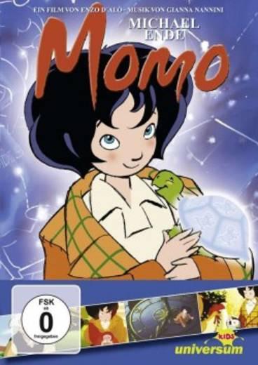 DVD Momo FSK: 0
