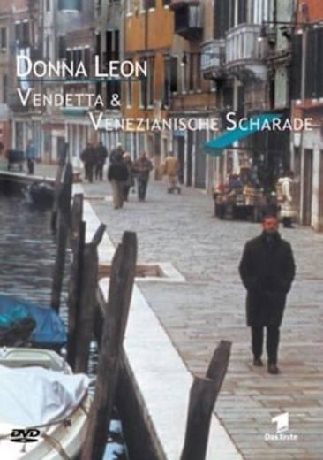 DVD Donna Leon Vendetta & Venezianische Scharade FSK: 16