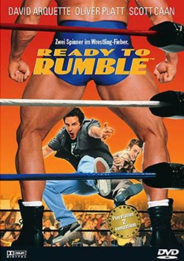 DVD Ready To Rumble FSK: 16