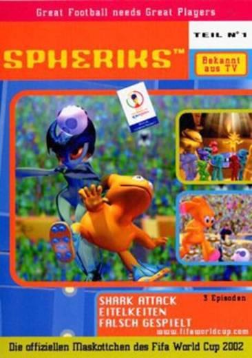 DVD Spheriks (Teil 1) FSK: 6