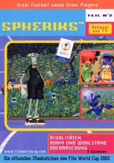 DVD Spheriks (Teil 2) FSK: 6