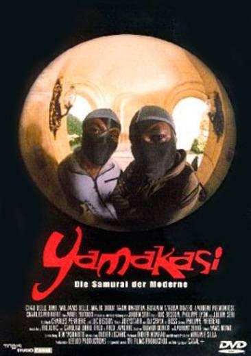 DVD Yamakasi Die Samurai der Moderne FSK: 6