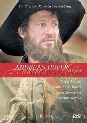 DVD Andreas Hofer Die Freiheit des Adlers FSK: 12