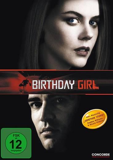 DVD Birthday Girl Braut auf Bestellung FSK: 12