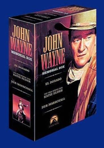 DVD John Wayne FSK: 16