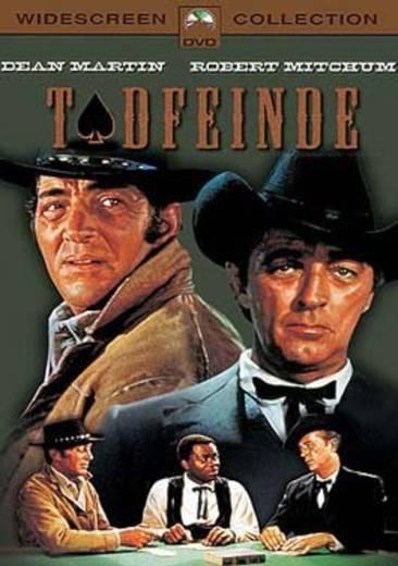 DVD Todfeinde FSK: 16