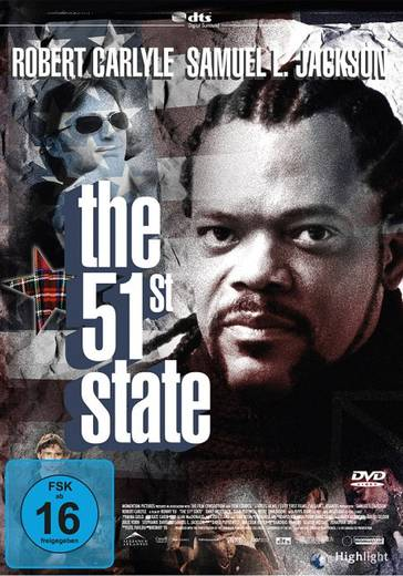 DVD The 51st State FSK: 16